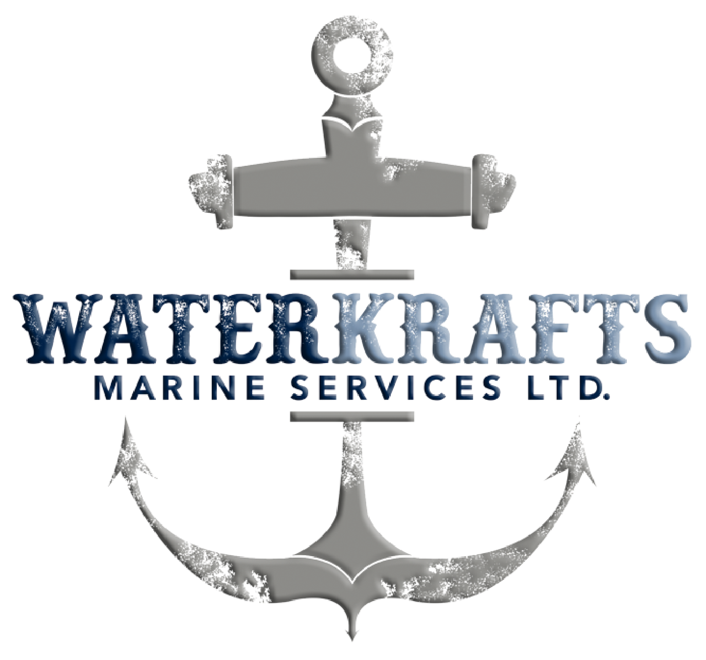 WaterKrafts Marine Logo